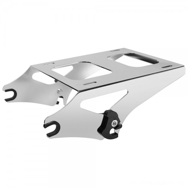 HogWorkz Chrome Tour Pak Mount - HW157115 | |  Hot Sale