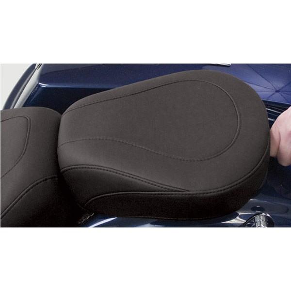 Mustang Black Wide Tripper Passenger Seat - 76693 | |  Hot Sale