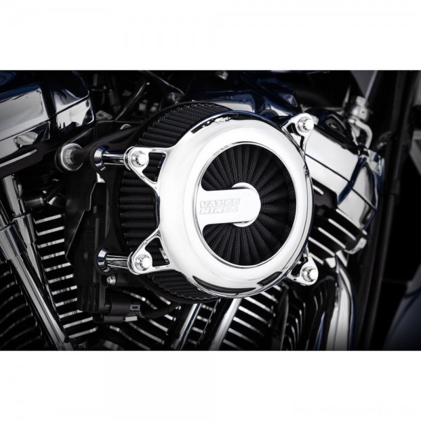 Vance & Hines VO2 Rogue Air Cleaner Kit Chrome - 70075 | |  Hot Sale