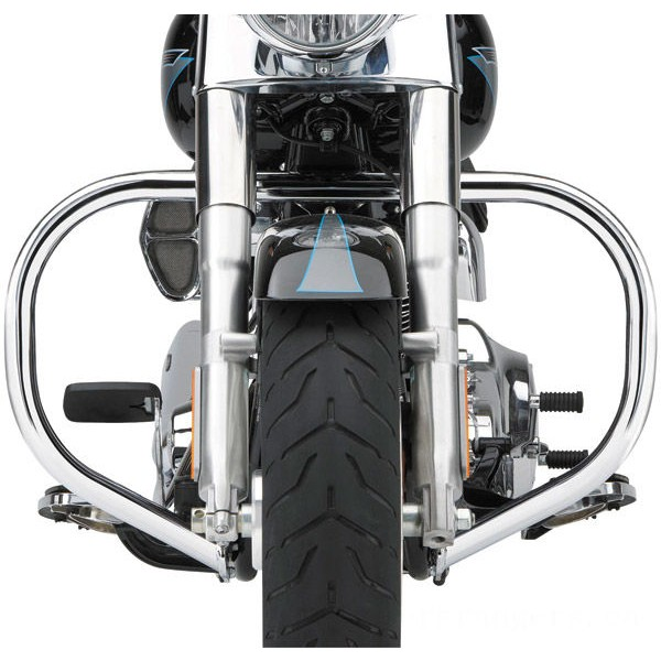 "Cobra Standard Chrome 1-1/4"" Freeway Bars - 601-2105      Hot Sale"