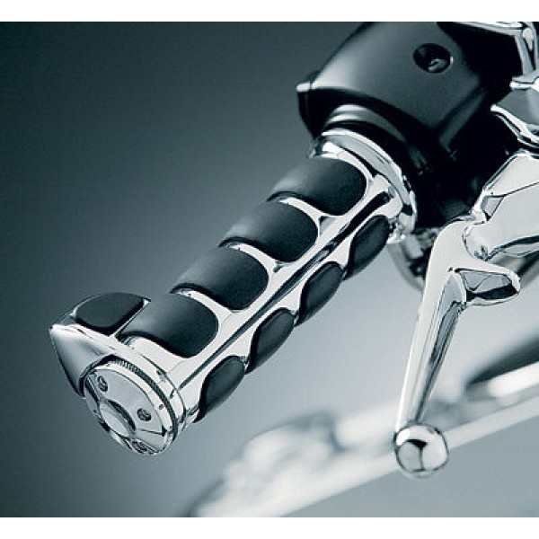 Kuryakyn ISO Grip Set with Throttle Boss - 6228 | |  Hot Sale