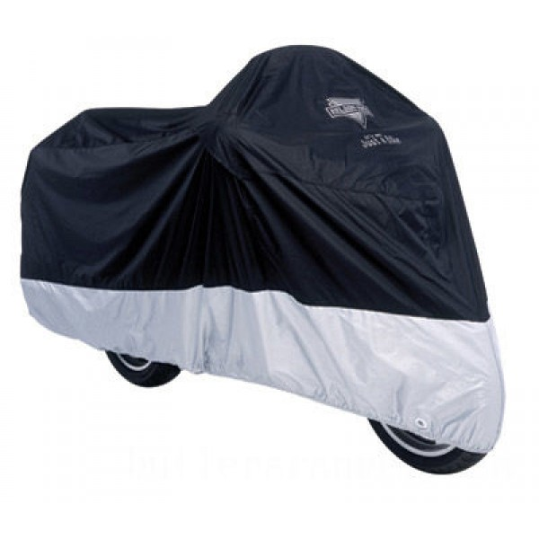 Nelson-Rigg Defender Deluxe Black Motorcycle Cover - MC-904-05-XX | |  Hot Sale