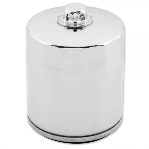 Twin Power Chrome Oil Filter with Nut - JO-M150C | |  Hot Sale
