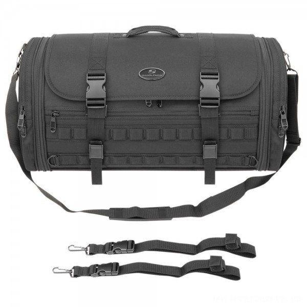 Saddlemen TR3300DE Tactical Deluxe Rack Bag - EX000043A | |  Hot Sale