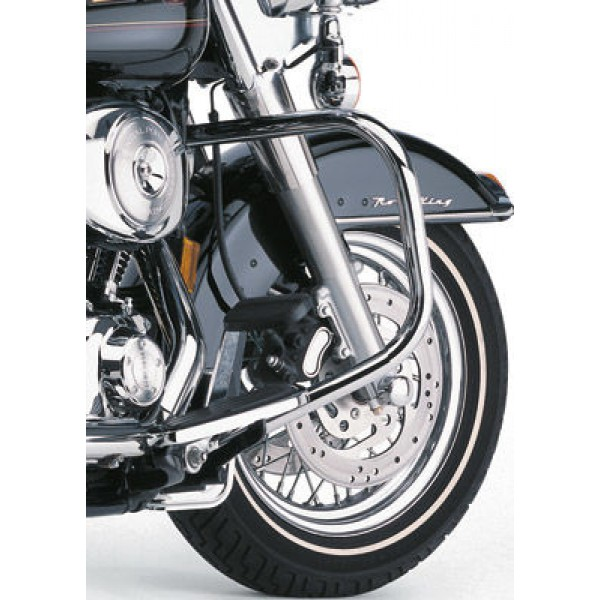 "Cobra Fatty Chrome 1-1/2"" Freeway Bars - 601-2200 | |  Hot Sale"