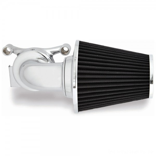 Arlen Ness 90° Monster Sucker Air Cleaner No Cover Chrome - 81-001 | |  Hot Sale