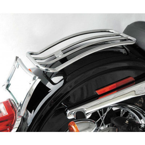 Motherwell Chrome Solo Seat Luggage Rack - MWL-530 | |  Hot Sale