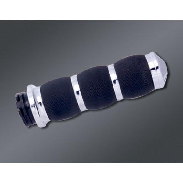 Avon Grips Chrome Air Cushion Grips - AIR-90 | |  Hot Sale
