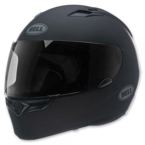 Bell Solid Matte Black Qualifier Full Face Helmet - 7049223      Hot Sale