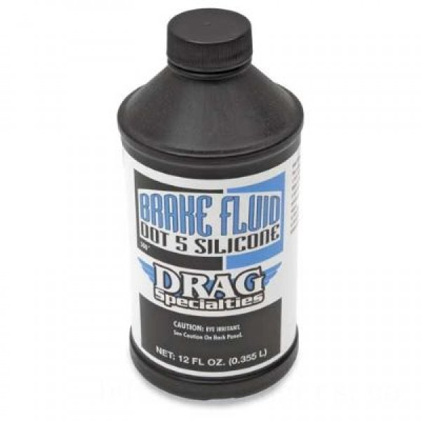 Drag Specialties DOT 5 Brake Fluid - 37030014 | |  Hot Sale