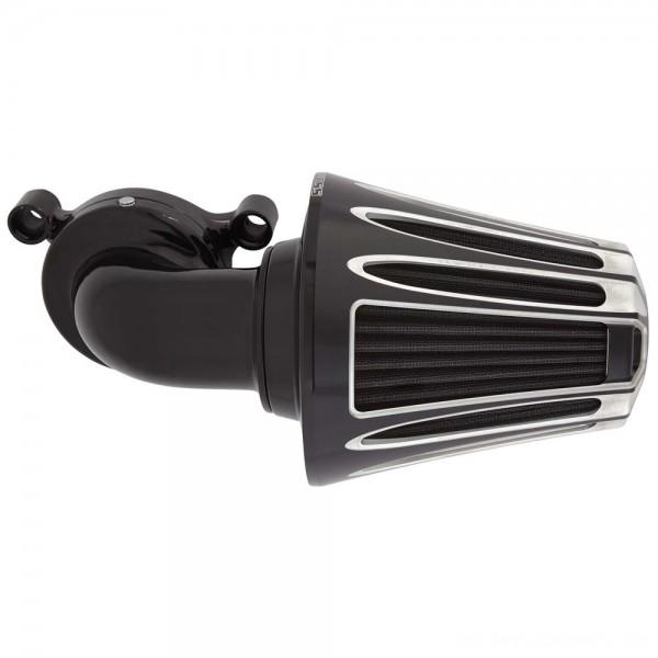Arlen Ness 90° Monster Sucker Air Cleaner Deep Cut Cover Black - 81-037 | |  Hot Sale