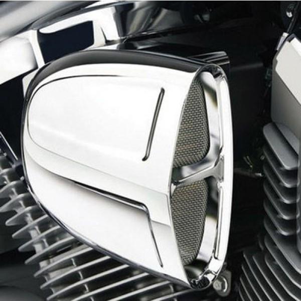 Cobra PowrFlo Air Cleaner System Chrome - 606-0102 | |  Hot Sale