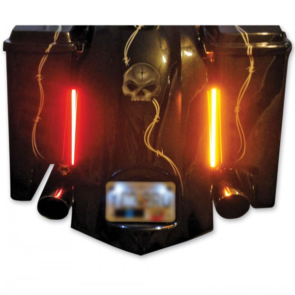 Custom Dynamics Dual Color Plasma Rods - GENMPLASMA-DCPR | |  Hot Sale