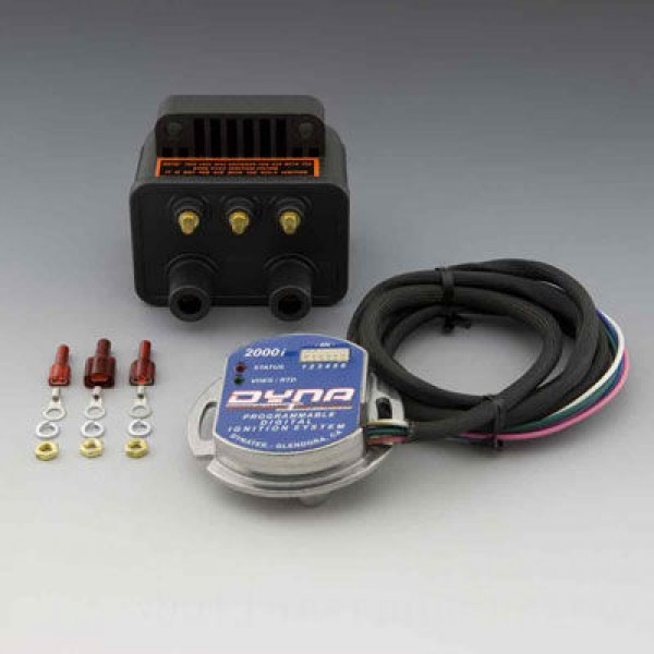 Dynatek 2000i Ignition for Single Plug Single Fire Applications with one Coil - D2KI-5P | |  Hot Sale