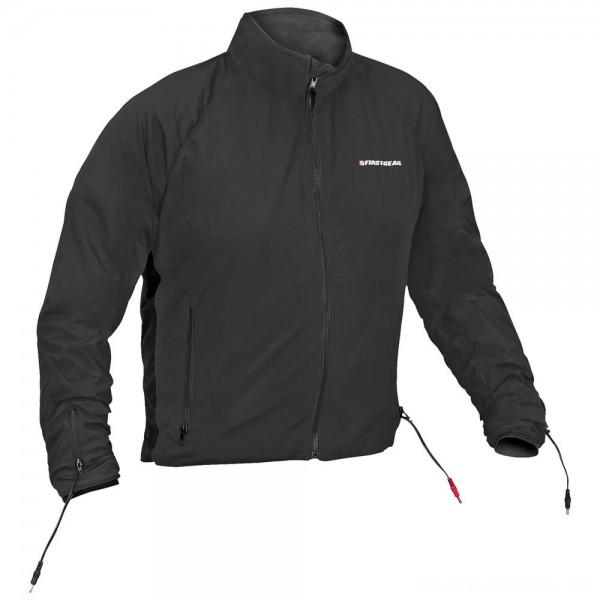 Firstgear Men's 90-Watt Heated Black Jacket Liner - 951-2079      Hot Sale