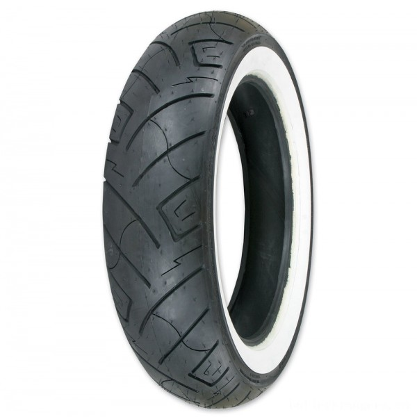 Shinko 777 150/80-16 Wide Whitewall Rear Tire - 87-4598 | |  Hot Sale
