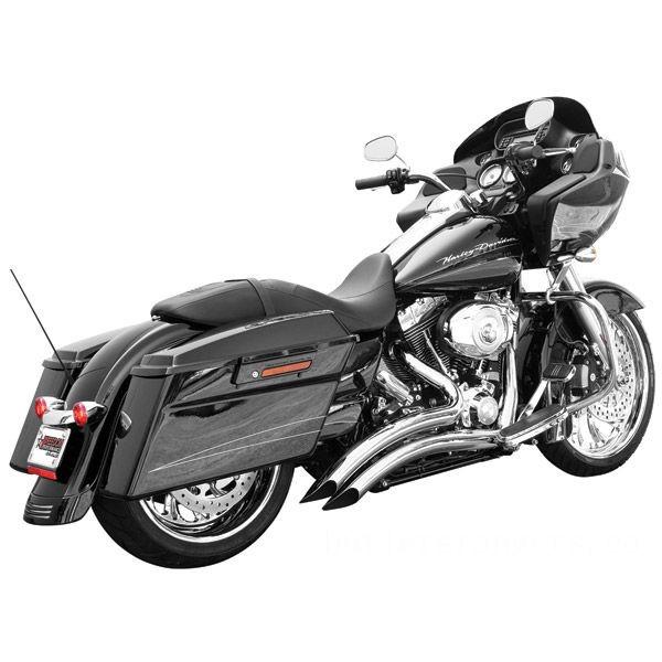 Freedom Performance Chrome Sharp Curve Radius System - HD00228      Hot Sale