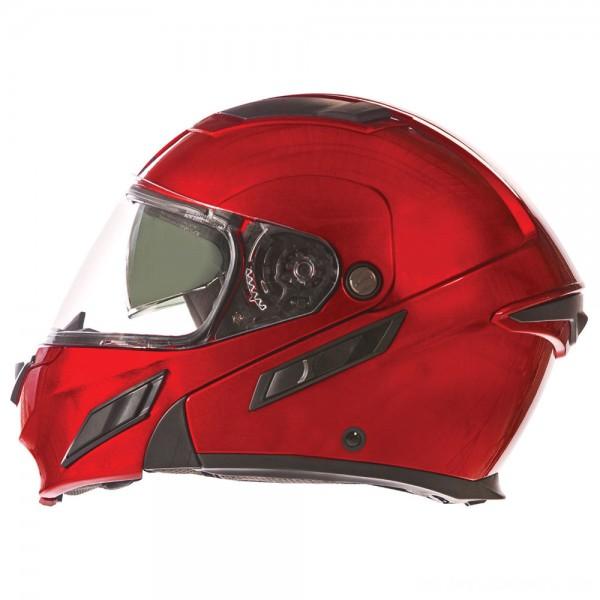 Zox Brigade SVS Wineberry Modular Helmet - 88-30754 | |  Hot Sale