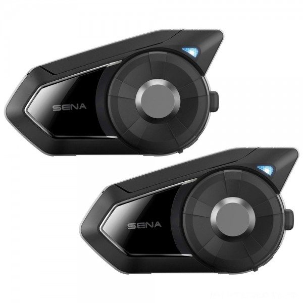 Sena Technologies 30K Dual Pack Bluetooth Communication System - 30K-01D | |  Hot Sale