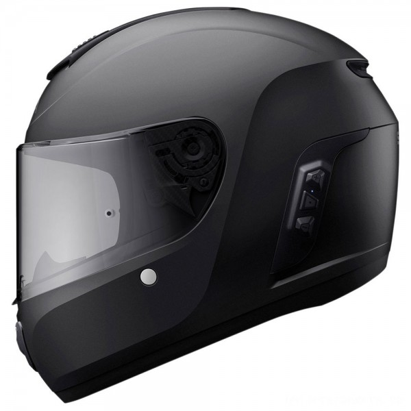 Sena Technologies Momentum Lite Bluetooth Integrated Black Full Face Helmet - MO-LITE-MB-XXL-01 | |  Hot Sale